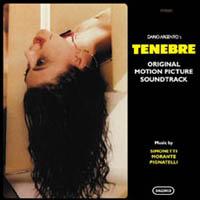 Goblin Tenebre LP vinyl album