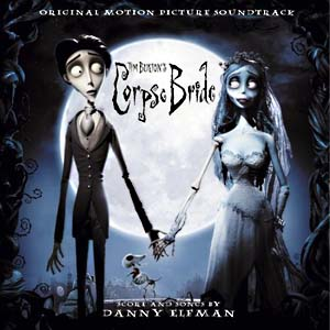 Tim Buron Corpse Bride OST LP