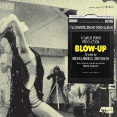 Blow Up Soundtrack LP vinyl Herbie Hancock