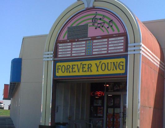 Forever Young Grand Prairie Texas Turntabling