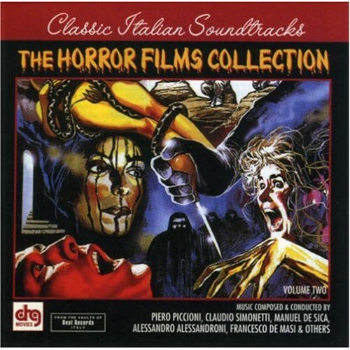 the horror films collection volume two