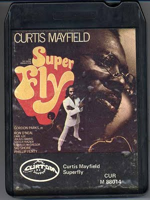 superfly-soundtrack-8-track tape michael-a-gonzales