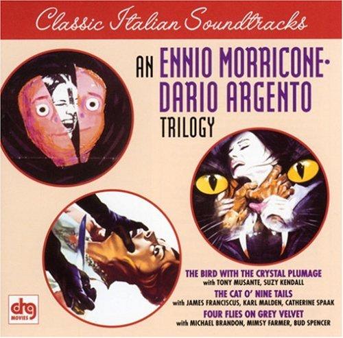 Ennio Morricone Dario Argento Trilogy