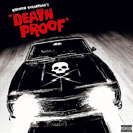 Quentin Tarantino Death Proof vinyl album