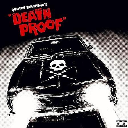 Quentin Tarantino Death Proof vinyl album
