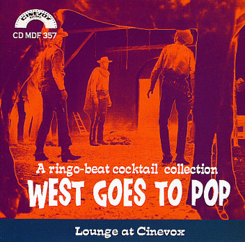 West Goes To Pop Ringo Beat Cinevox