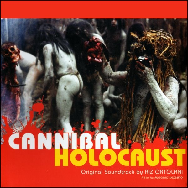 cannibal holocaust soundtrack Riz Ortolani