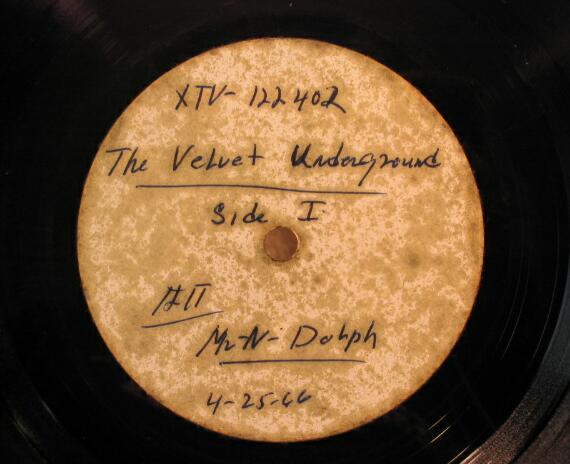The Most Expensive Record Ever Sold 1966 Velvet