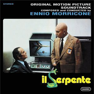 Morricone Il Serpente soundtrack Dagored
