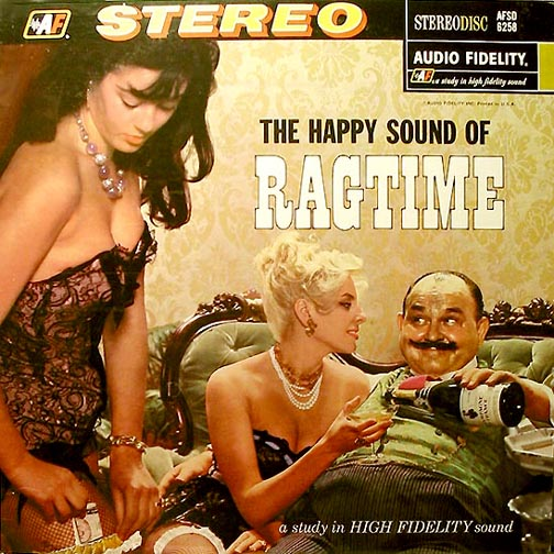 Bad album covers Ragtime