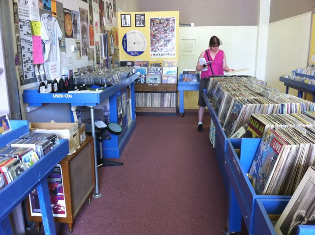 Akron Ohio Record Stores Square Records Turntabling