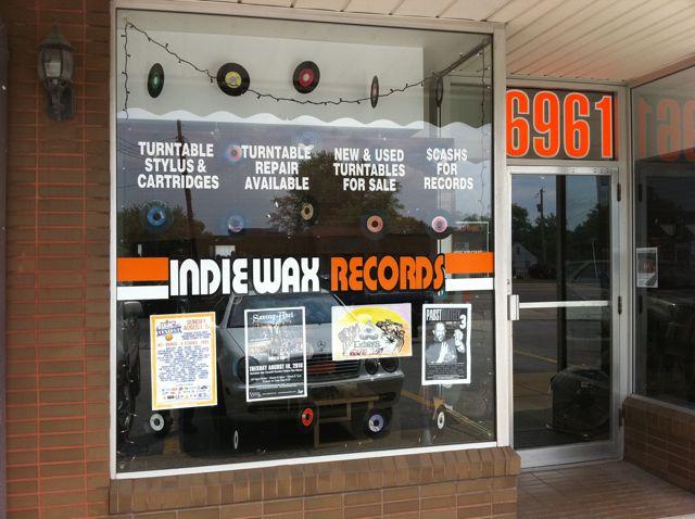 More Random Images From Vinyl Road Rage 2 Turntabling