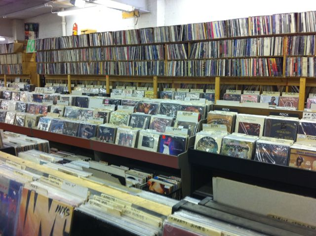Pittsburgh Pennsylvania Record Stores Jerry S Records