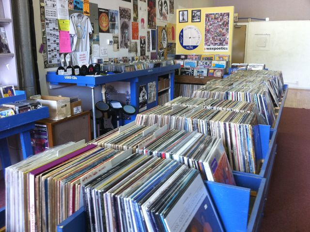 Akron Ohio Record Stores Square Records Turntabling