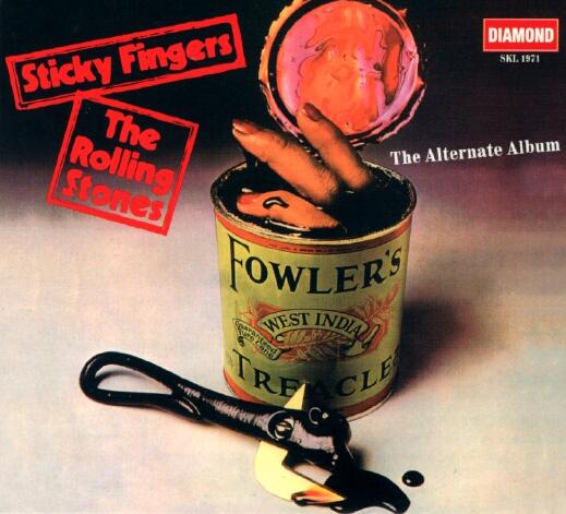 Sticky Fingers Rereleased 8 9 June