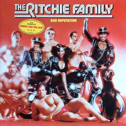 WTF Album Covers Ritchie Family Bad Reputation Easy to join, confidential and trusted as a quality dating site that will ...