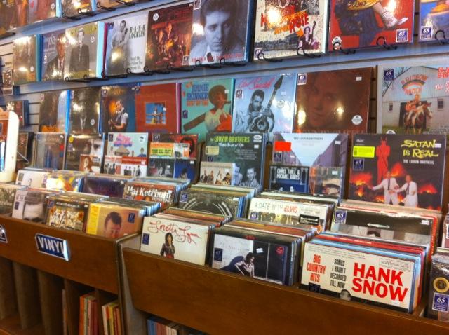 Ernest Tubb Record Shop   TURNTABLING