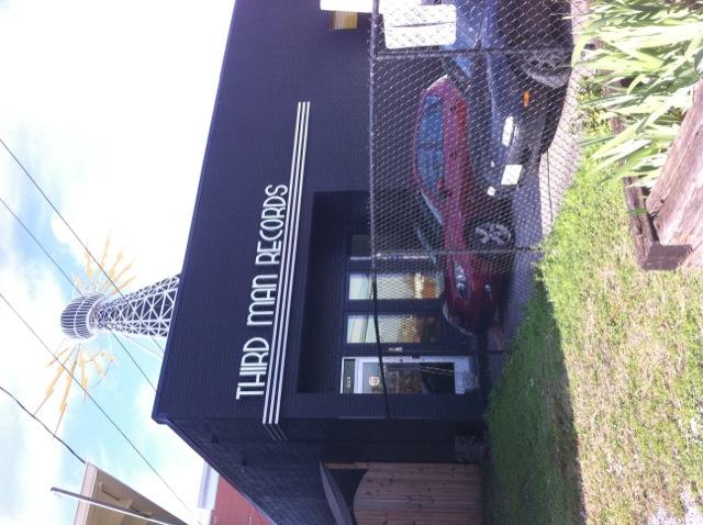 Jack White S Record Store Third Man Records Nashville