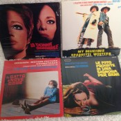 Italian soundtrack vinyl records for sale Morricone Bruno Nicolai Spaghetti Westerns