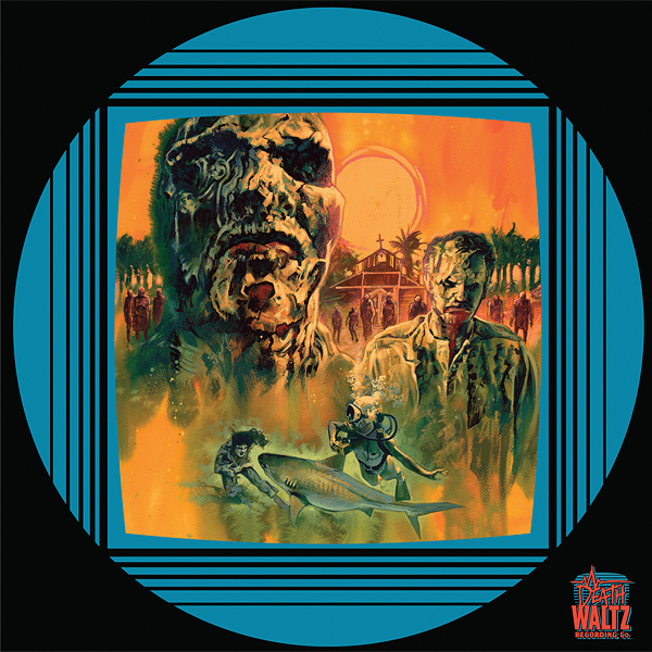 Zombi 2 Lucio Fulci soundtrack vinyl for sale turntabling