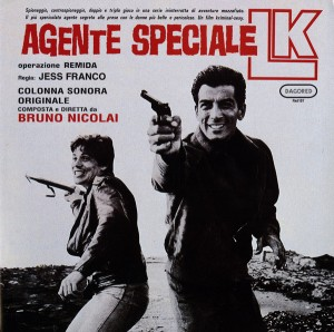 Agente Speciale LK - Operazione Re Mida Vinyl LP for Sale