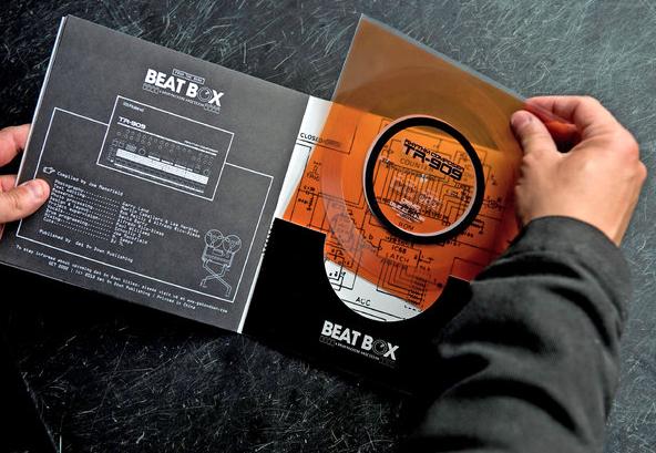 Beatbox square vinyl