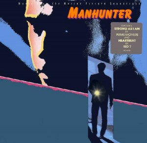 Manhunter Soundtrack vinyl LP For Sale
