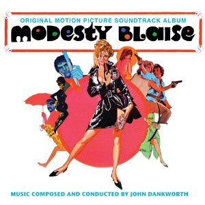 Modesty Blaise vinyl LP for sale
