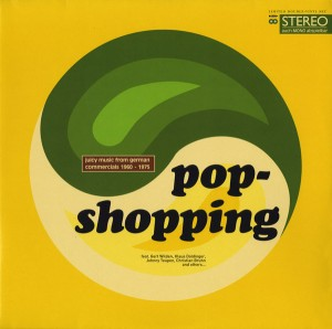Popshopping Double-Vinyl Set for sale