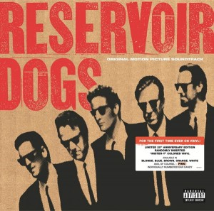 Reservoir Dogs soundtrack vinyl LP for sale