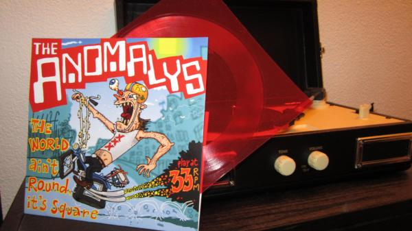 The Anomalys square record