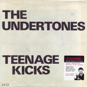 The Undertones Teenage Kicks EP For Sale