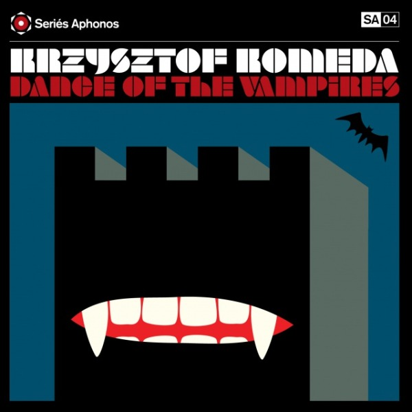Dance of the Vampires Vinyl Record soundtrack horror