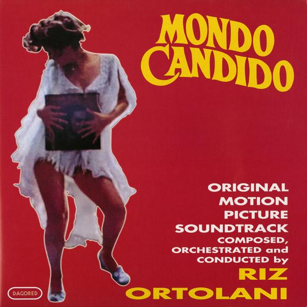 Riz Ortolani Mondo Candido Dagored LP