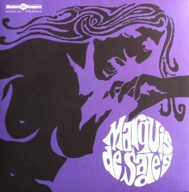 Bruno Nicolai soundtrack Marquis De Sade