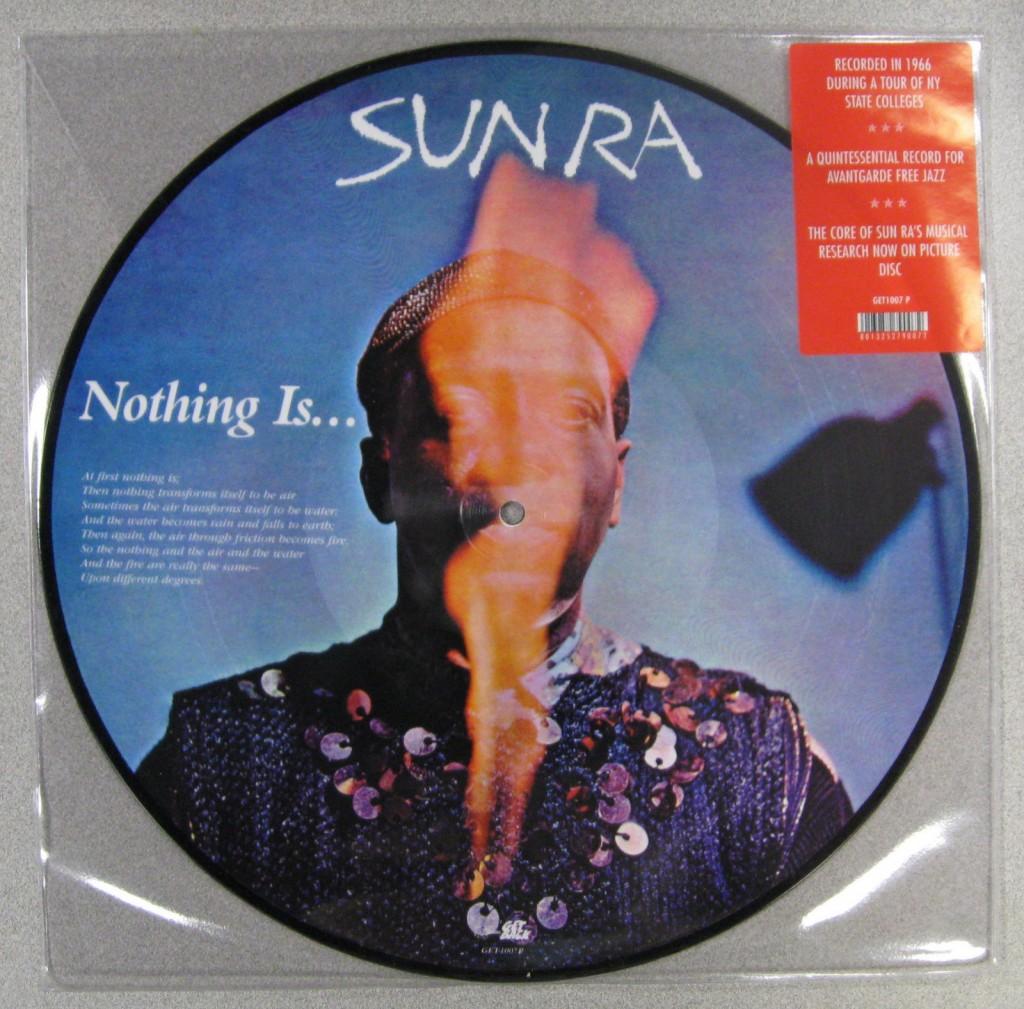 Sun Ra picture disc