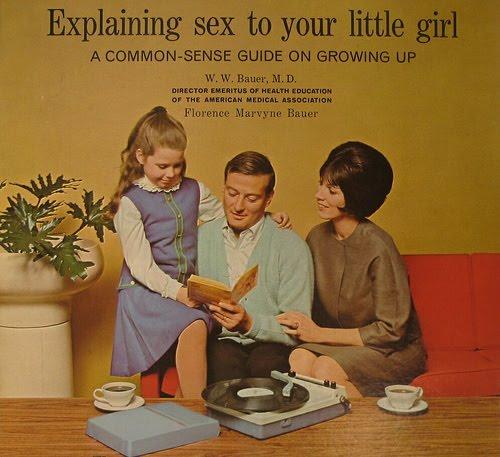 WTF album covers explaining sex
