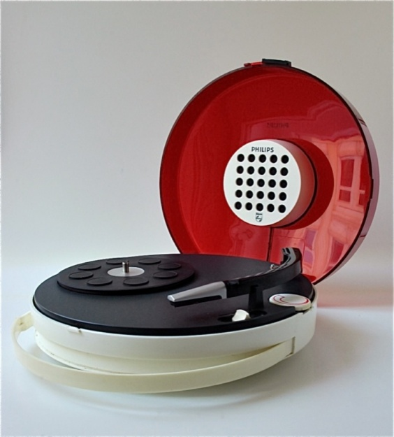 Phillips UFO turntable