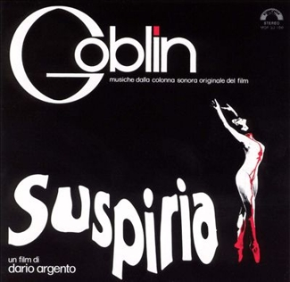 Suspiria Soundtrack Goblin Vinyl Record for sale