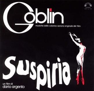 Suspiria Soundtrack Goblin Vinyl Record for sale