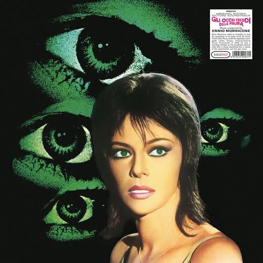Cold Eyes Of Fear Morricone Soundtrack vinyl
