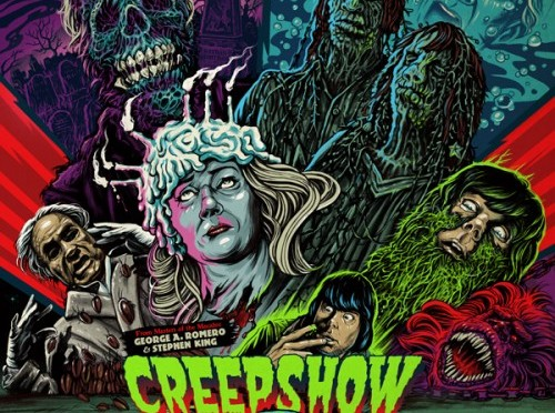 Creepshow soundtrack vinyl Waxwork