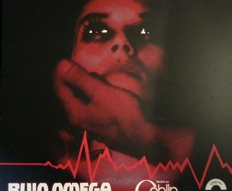 Goblin Buio Omega Vinyl Soundtrack Record