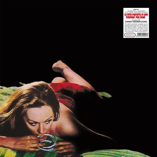 Le Photo Morricone soundtrack vinyl record Dagored