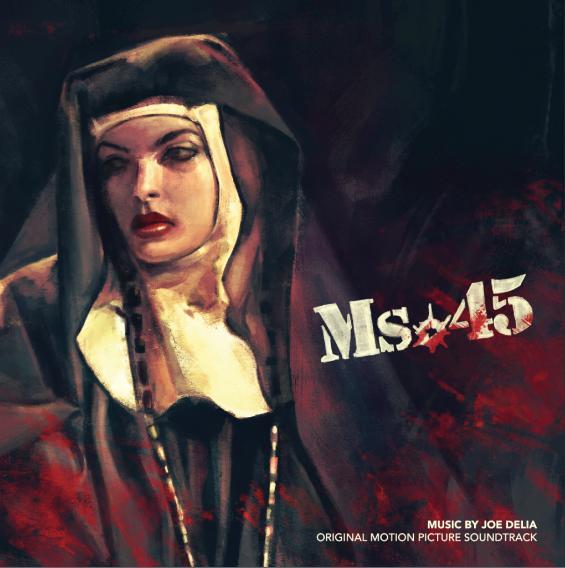 Ms 45 Soundtrack Vinyl Death Waltz