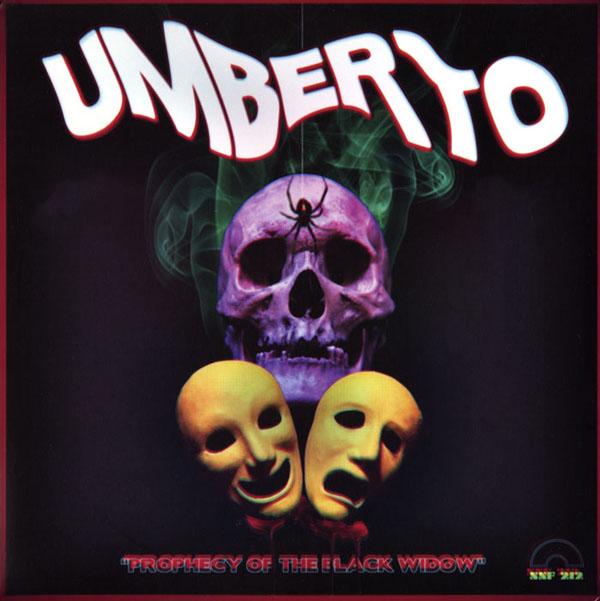 Umberto vinyl record Black Widow