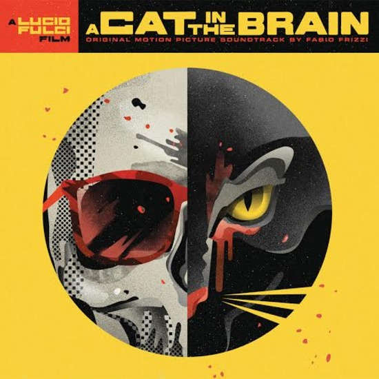 Cat In The Brain soundtrack Frizzi vinyl