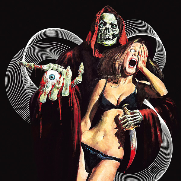Eyeball italian horror soundtrack vinyl