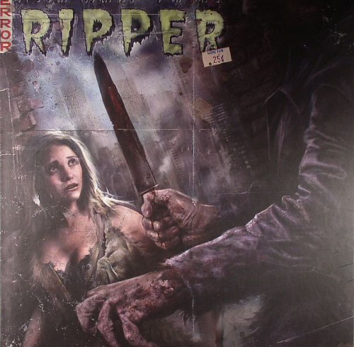 Fulci soundtracks New York Ripper vinyl
