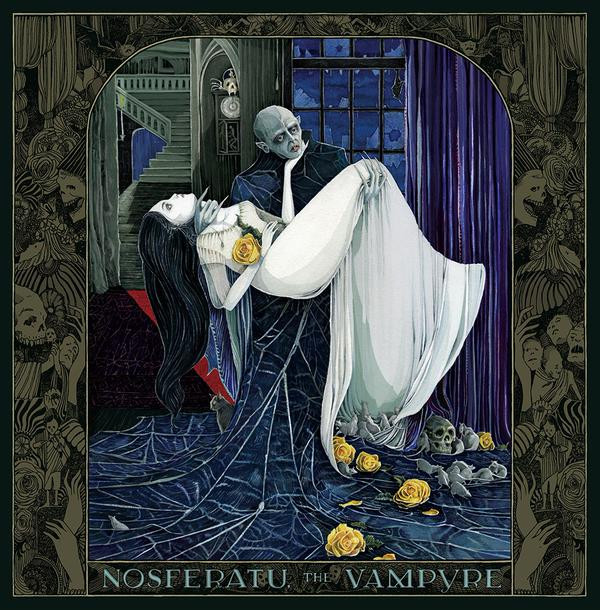 Popol Vuh Nosferatu soundtrack vinyl